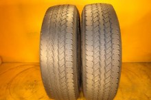 2 Used Tires LT 245/75/17 CONTINENTAL