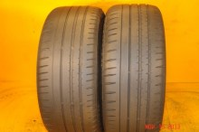 2 Used Tires 245/40/18 CONTINENTAL