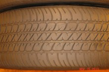2 Used Tires 235/55/16 GOODYEAR