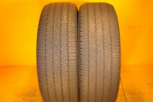 2 Used Tires 235/60/17 BRIDGESTONE