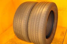 2 Used Tires 235/55/17 MICHELIN