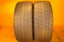 2 Used Tires 285/60/18 NITTO