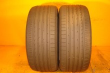 2 Used Tires 245/40/19 YOKOHAMA