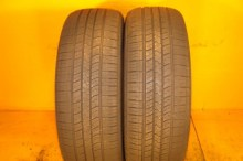 2 Used  Tires 225/60/17 KUMHO