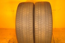 2 Used Tires 225/55/17 BFGOODRICH