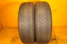 2 Used Tires 225/75/15 DUNLOP