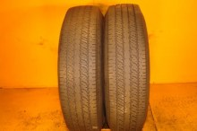 2 Used Tires LT 215/85/16 UNIROYAL