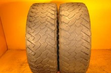 2 Used Tires LT 295/70/18 NITTO