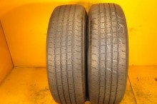 2 Used Tires 245/70/17 HANKOOK