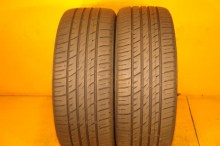 2 Used Tires 215/45/17 FALKEN