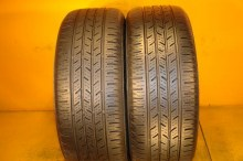 2 Used Tires 225/55/17 CONTINENTAL