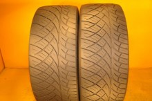 2 Used Tires 305/40/22 NITTO
