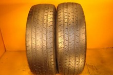2 Used Tires 265/70/18 COOPER