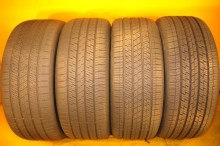 4 Used Tires 255/50/19 CONTINENTAL