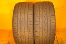2 Used Tires 245/40/17 FALKEN