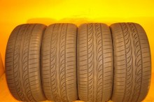 4 Used Tires 235/50/17 UNIROYAL