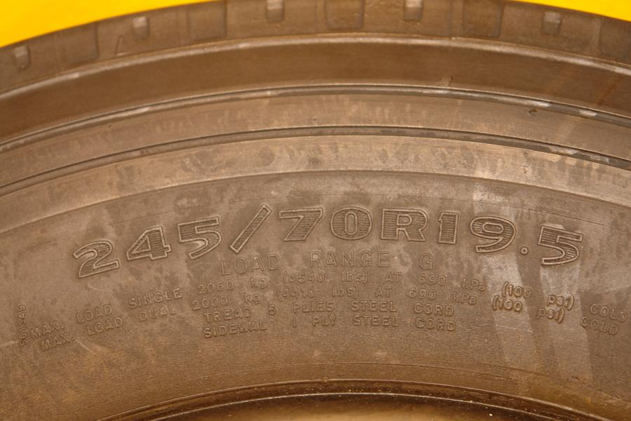 Clearwater Grand Prix >> 6 used tires 245/70/19.5 GOODYEAR G670 RV - New and Used TIRES in Tampa Bay, Clearwater FL