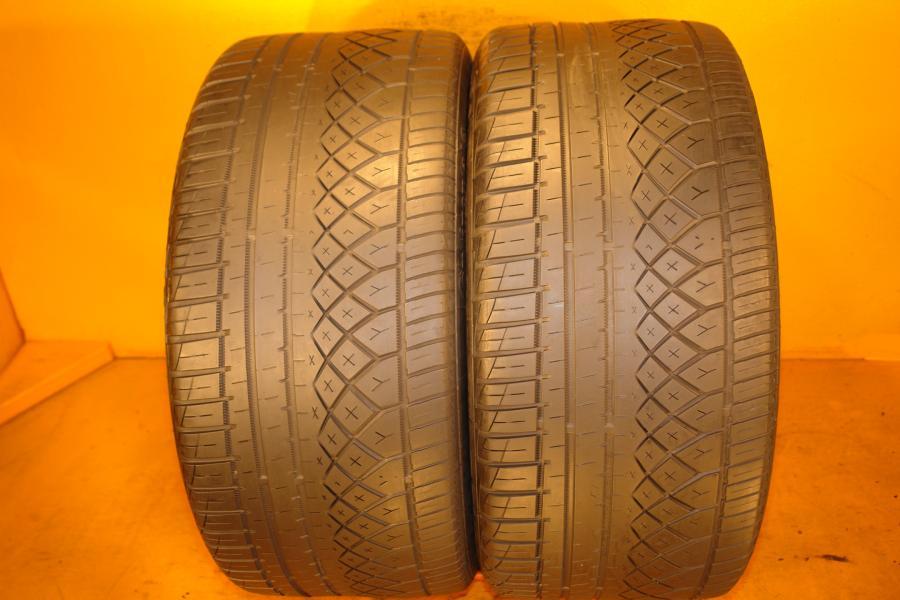 Used Tires Orlando >> 295/40/20 CONTINENTAL