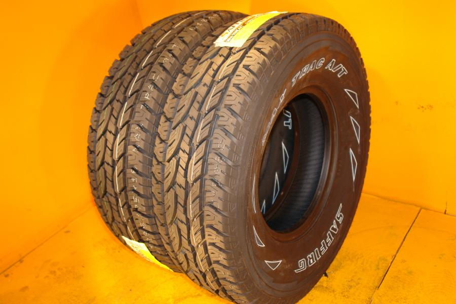 Used Tires Tampa >> 265/50/20 SAFFIRO