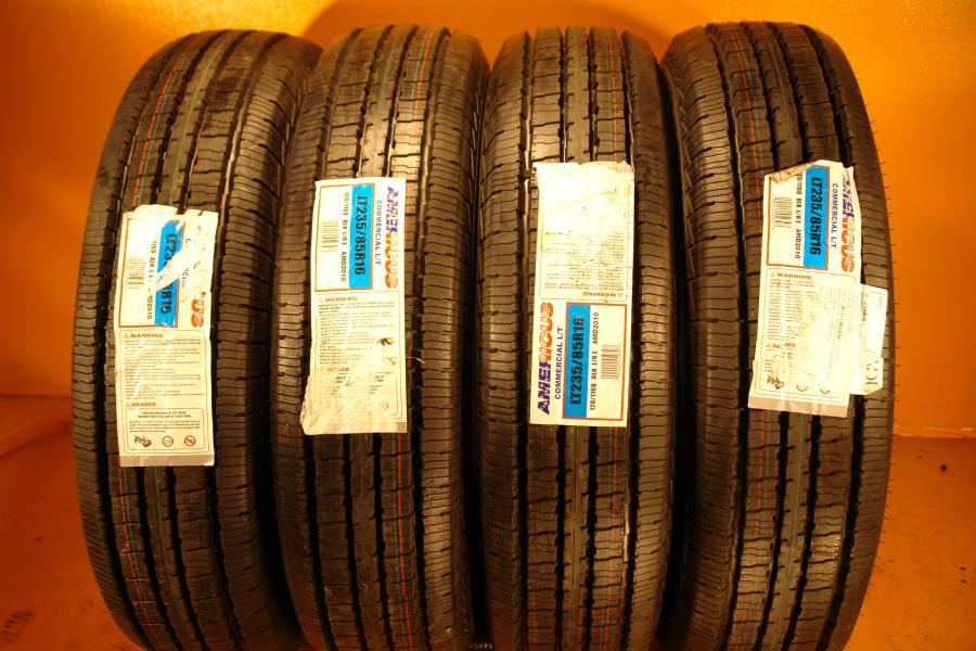 Used Tires Orlando >> 235/85/16 AMERICUS
