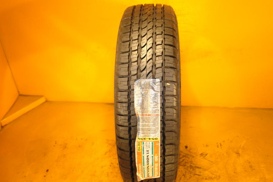235/75/16 FIRESTONE - used and new tires in Tampa, Clearwater FL!