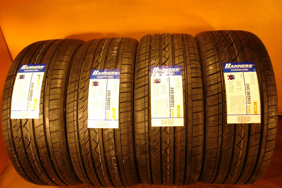 Used Tires Orlando >> 245/30/22 BANNERS