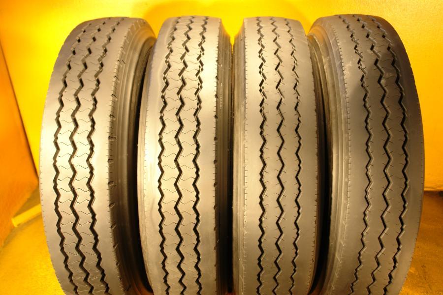 Used Tires Tampa >> 8/19.5 BRIDGESTONE