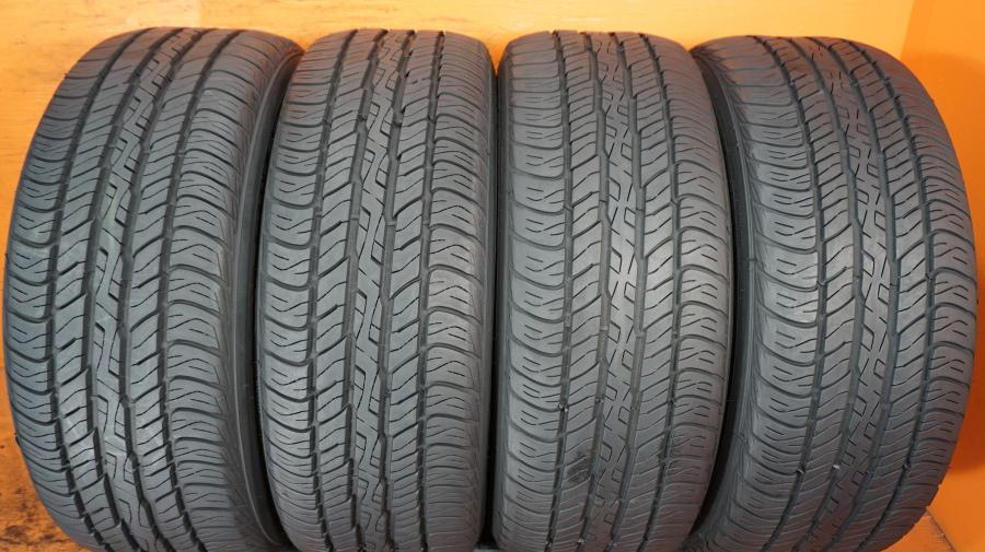 Used Tires Tampa >> 225 50 17 Dunlop