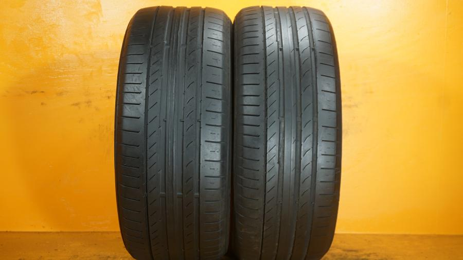225/50/17 CONTINENTAL - used and new tires in Tampa, Clearwater FL!