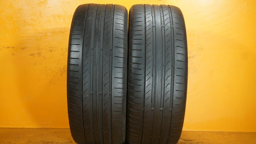 225/45/17 CONTINENTAL - used and new tires in Tampa, Clearwater FL!