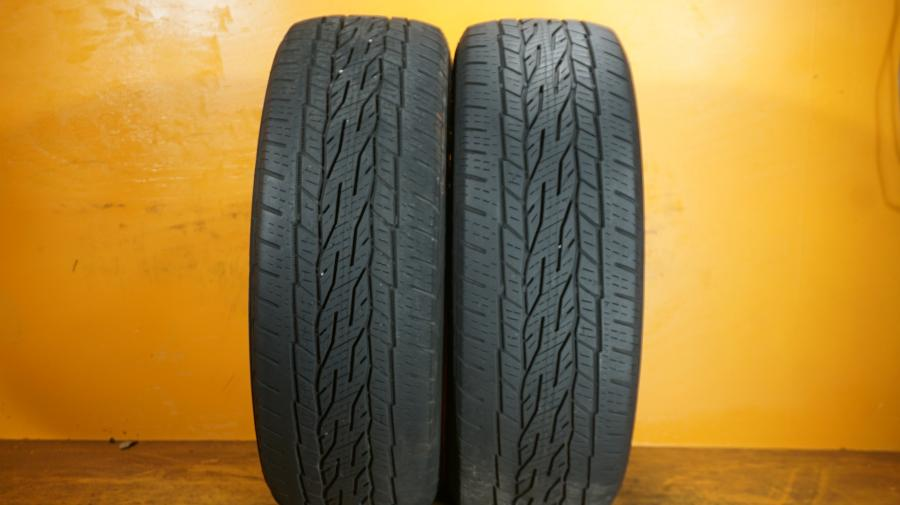 245/60/18 CONTINENTAL - used and new tires in Tampa, Clearwater FL!