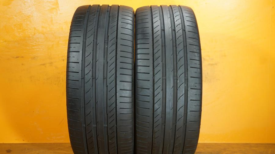 245/45/17 CONTINENTAL - used and new tires in Tampa, Clearwater FL!