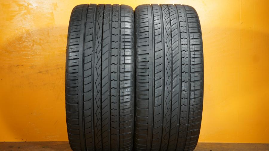 295/35/21 CONTINENTAL - used and new tires in Tampa, Clearwater FL!