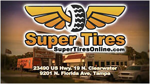 Tires - New and Used in Tampa Bay, Clearwater FL - Super Tires Online